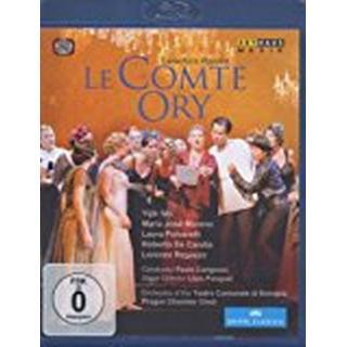 Rossini: Le Comte Ory [Yijie Shi, Lorenzo Regazzo, Laura Plverelli, Roberto De Candia] [Blu-ray] [2014]